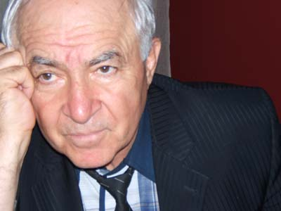 Шамиль Алиев. 15 сентября 2009. Санкт-Петербург